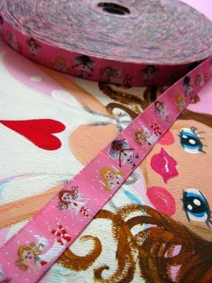 ♥ANGELS♥sweet RIBBON made in HEAVEN 18mm