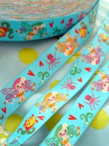 ♥WATERLILLY♥ribbon SWEET MERMAID