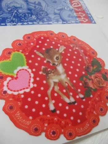 ♥BAMBI♥Application OH MY DEER!