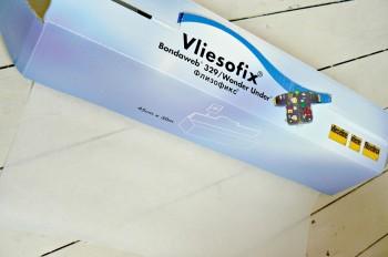 ♥WONDER UNDER♥ Vliesofix FREUDENBERG 45cm BREITE Meterpreis