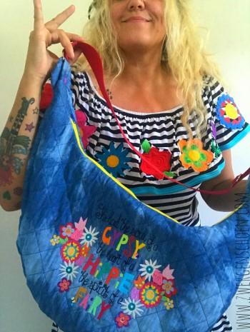 ♥GYPSY-Flowers XXL♥ Embroidery File-Set BOHO 10x10 13x18 18x30 20x26 20x30cm