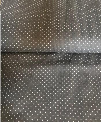 ♥PÜNKTCHEN♥ 0.5m Jersey TAUPE