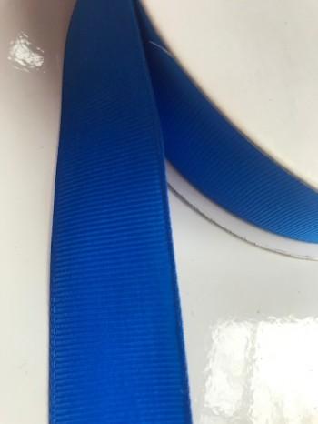 ♥RIPSBAND♥ Dekoband KÖNIGSBLAU Kobalt BORTE 3cm BREIT
