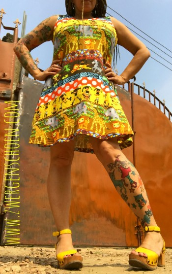 ♥AFRIKAschön♥ 0.5m SWIM+SPORTwear