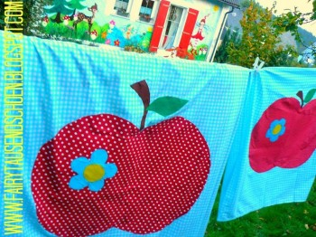 ♥APFELschoen♥ EBOOK an APPLE A DAY German