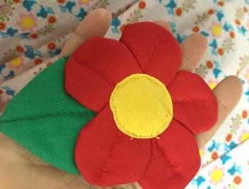 ♥BLUME♥ Aufnäher APPLIKATION Flower