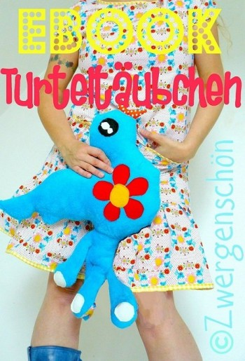 ♥PIGEON WONDER♥ eBOOK Birdy GERMAN sewing instruction