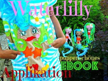 ♥WATERLILLY♥ PUPPENSCHÖNES eBOOK Applikation!!!