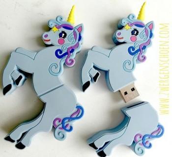 ♥EINHORN♥ USB-Stick 2GB AUSVERKAUF