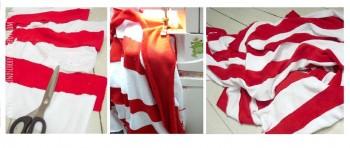 ♥FROTTEE♥ 0.5m Shirt STOFF kuschelig SCHNEEweiss!