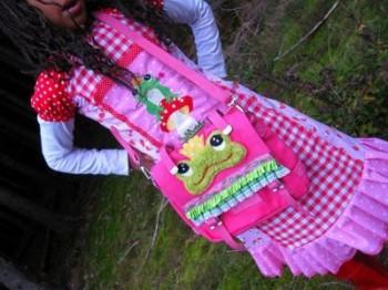 ♥FROGPRINCE♥ Arthur fairy-tale EMBROIDERY file-SET