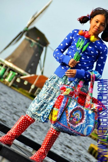 ♥HOLLAND`s MEISJE♥ Stickmuster 10x10 13x18cm HOLLAND