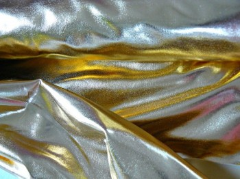 ♥GOLDMARIE♥ Glitzer JERSEY Preis per 30 (!)cm
