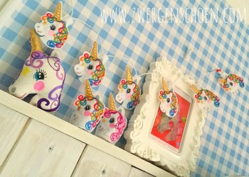 ♥MAGIC LIGHTS♥ Unicorn ITH Embroidery FILE Set