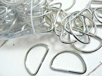 ♥D-RINGE♥ Taschenzubehör 4.5cm