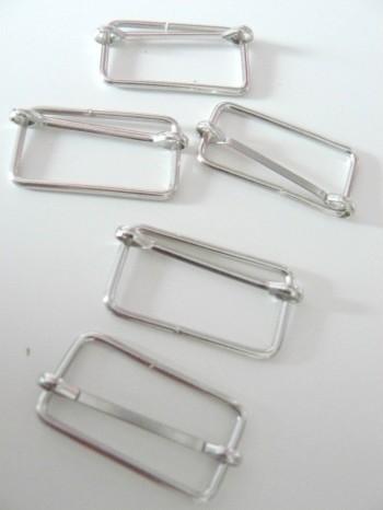 ♥GURTVERSTELLER♥ Silberfarben 3cm