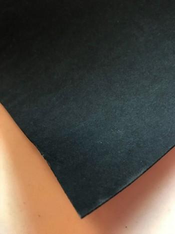 ♥KREATIVPAPIER♥ 0.5m WASCHBAR schwarz