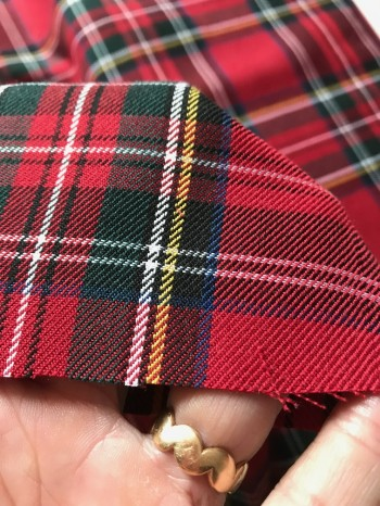 ♥SCHOTTENKARO♥ 0.5m SCOTTISH CHECKS Tartan KILT