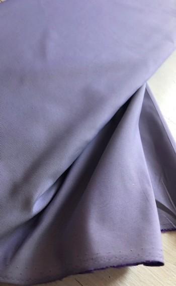 ♥HILCO♥ 0.5m TAFT violett FLIEDER