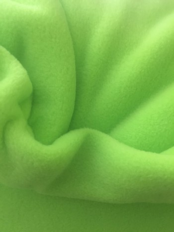♥POLAR-FLEECE♥ 0.5m KIWI grün