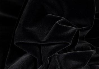 ♥Brillant - Velvet♥ 0.25m BLACK luxury QUALITY