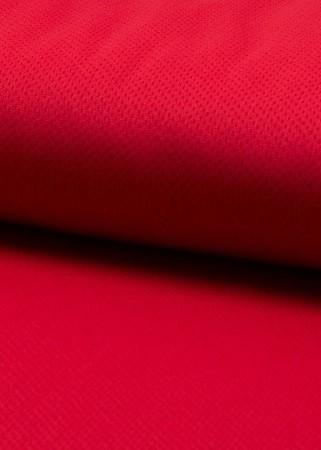 ♥BASKETBALL♥ 0.5m FABRIC red