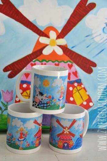 ♥BUNTLAND♥ Dutch  LOVE Holland TASSE Mug 0.3L
