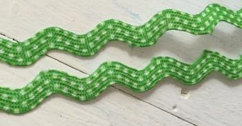♥ZACKENLITZE♥ Pünktchen PUNKTE grün