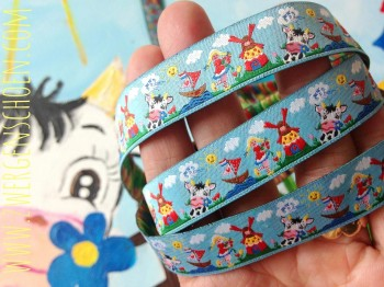 ♥BUNTLAND♥ Holland RIBBON Dutch LINT Price per METER Artwork