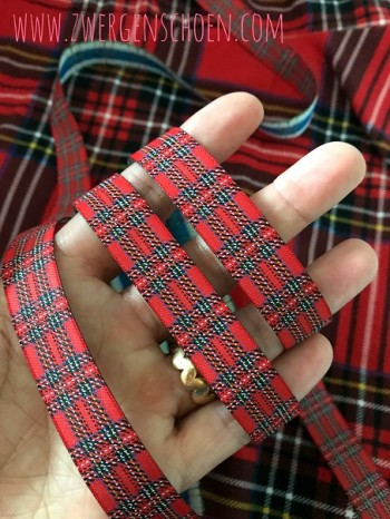 ♥TARTAN♥ Ribbon SCOTTISH CHECK Designer WOVEN Ribbon