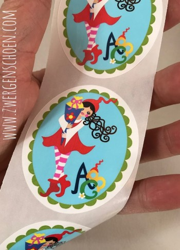 ♥BACK TO SCHOOL♥ Sticker 5x6cm SET OF 10pcs
