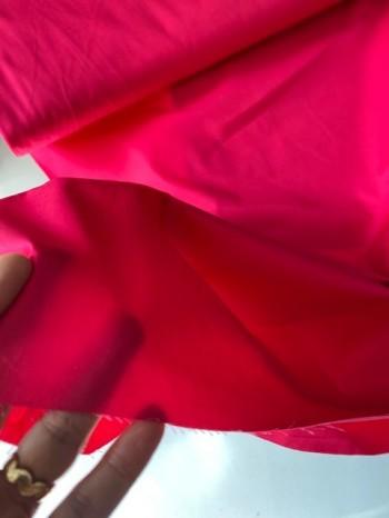 ♥JETTE♥ cotton PINK Folklove PRICE per 0.5 METER