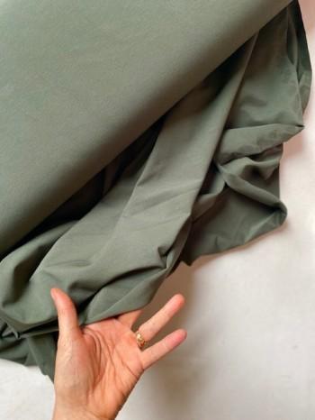 ♥UNI-Jersey♥ 0.5m JERSEY olive GRÜN