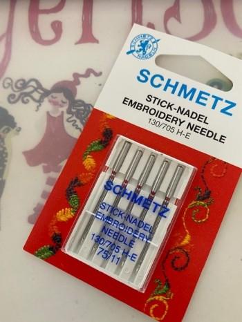 ♥NEEDELS♥Embroidery Machine SCHMETZ GOLD