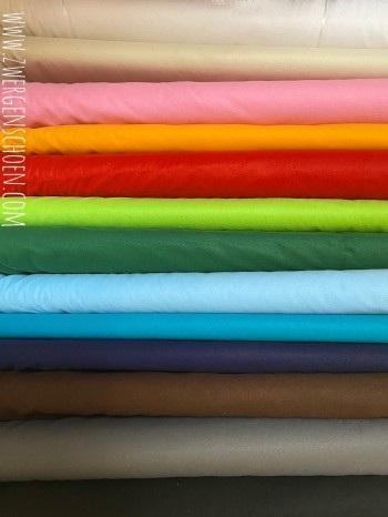 ♥EMBROIDERY FELT♥ choose your colour WASHABLE