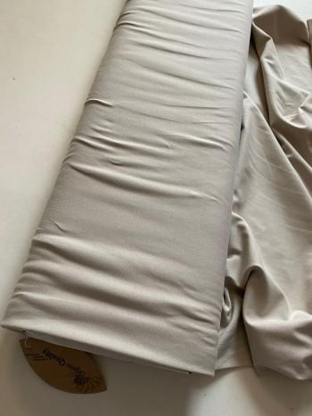 ♥UNI-JERSEY organic♥ 0.5m BIO Jersey SAND beige