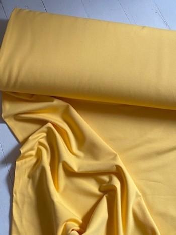 ♥FRENCH TERRY♥ 0.5m SWEATSHIRT yellow LIGHT