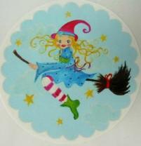 ♥WITCHy♥ Sticker 20pcs HOKUSPOKUS
