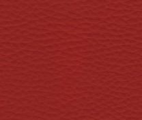 ♥KUNSTLEDER♥ 0.5m genarbt ROSENROT