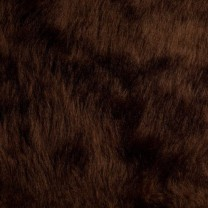 ♥FAKE FUR♥ Teddy BROWN Price per 0,5 METER!!!!