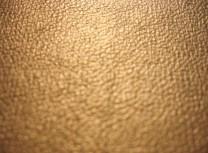 ♥KUNSTLEDER♥ 0.5m GOLDmarie Leder VEGAN Gold