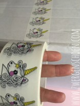 ♥UNICORN♥ TAPE 66m