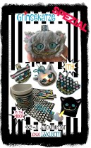 ♥GRINSEKATZE In the HOOP♥ Stickmuster SPEZIAL 10x10 13x18cm ITH