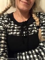 ♥FAIRYTAUSENDSCHÖN♥ on VICHY 90cm COLLEGE Sweater