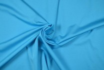 ♥SWIMwear♥ 0.5m Badeanzug Stoff Uni TÜRKIS