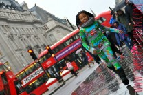 ♥CITY of LONDON♥ 0.5m SWEATSHIRT