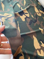 ♥CAMOUFLAGE♥ 0.5m JERSEY army GREEN