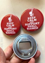 ♥SUPPORT small BUSINESS♥ BOTTLE Opener 56mm