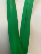 ♥SCHRÄGBAND♥ Baumwolle UNI grün
