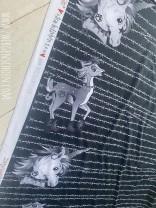 ♥STACHELschön 2.0♥ 0.65cm SWEATSHIRT Stacheldraht inkl. PUNKicorn und PUNKrehlein